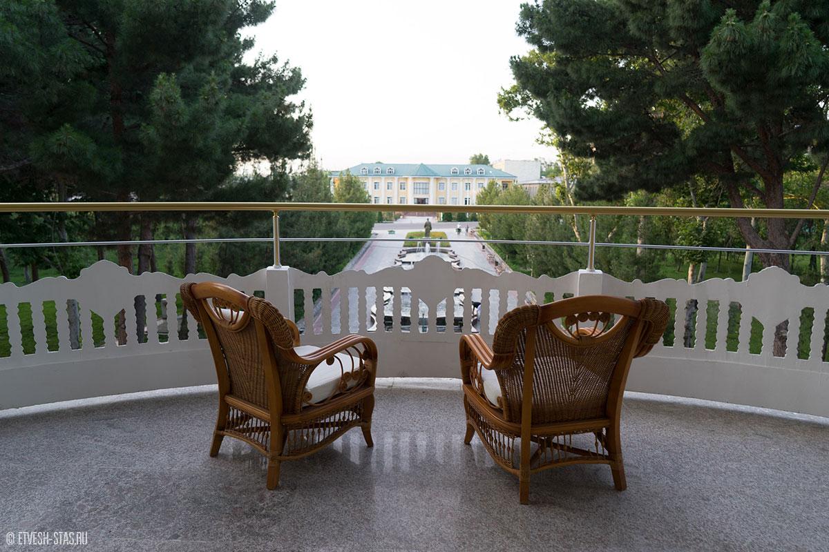 Отель-Санаторий «Бахористон»